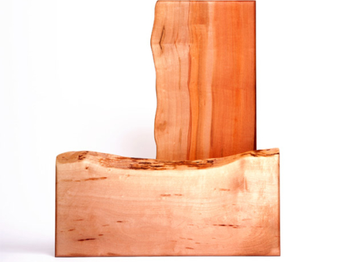 Natural Edge Chopping Boards